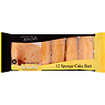 Country Garden Cakes 12 Sponge Cake Bars