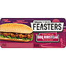 Feasters Premium Flame Grilled Smoky Flavoured BBQ Ribsteak 162g