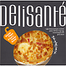 Delisante Roasted Pepper & Goats Cheese Quiche 400g