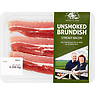 Lane Farm Unsmoked Brundish Streaky Bacon