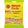 Natural Foods Dry Roasted Peanuts 90g