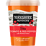 Yorkshire Provender Tomato & Red Pepper Soup with Yorkshire Wensleydale Cheese 600g