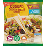 Valley Foods Cooked Chicken Breast Strips 350g