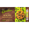 Cauldron Vegan Cauliflower & Spinach Burger 2 Pack 170g