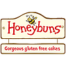 Honeybuns Almond Moon Cake Bar 85g