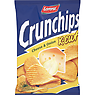 Lorenz Snack-World Crunchips X-Cut Cheese & Onion Flavour 150g