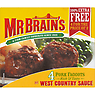 Mr Brain's 4 Pork Faggots in a West Country Sauce 439g
