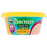 John West No Drain Fridge Pot Tuna Steak with a Little Sunflower Oil 110g