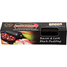 Real Lancashire Bacon & Leek Black Pudding 180g