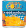 Premier Gold Mandarin Orange Segments in Juice 298g