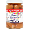 Wikinger 18 Party Sausages in Brine 208g